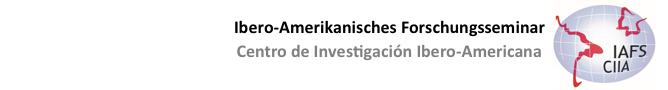 Ibero-Amerikanisches Forschungsseminar